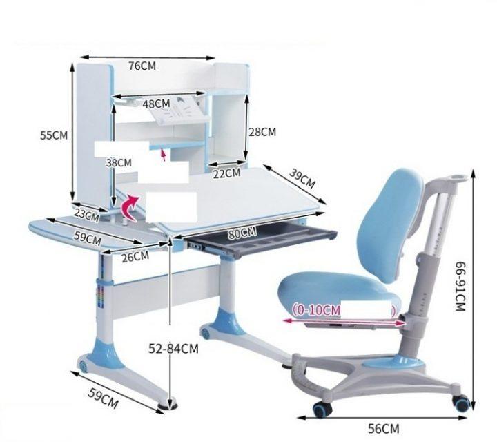 kích thước ghế chống gù lưng