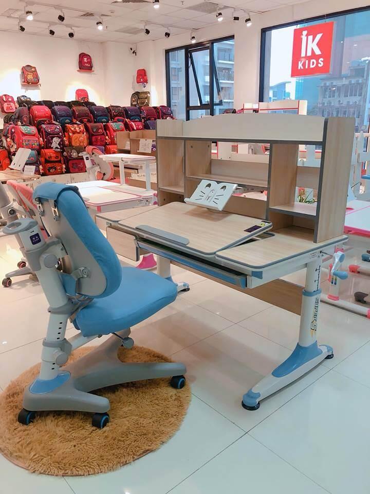 bộ bàn ghế học bài cho trẻ chống gù S1-519
