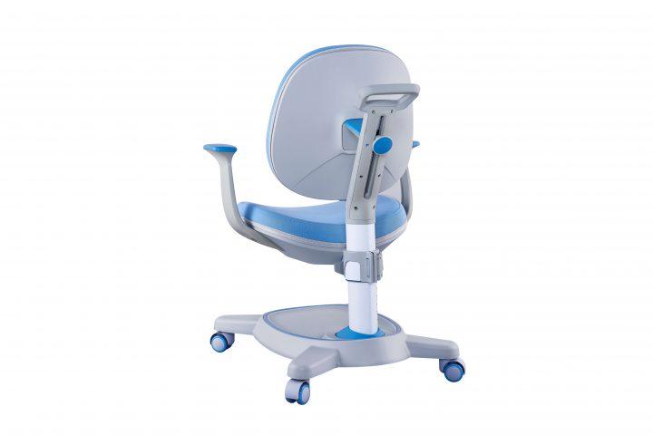 ghế chống gù lưng cho bé màu xanh
