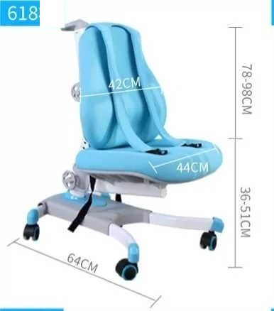 ghế chống gù cho bé