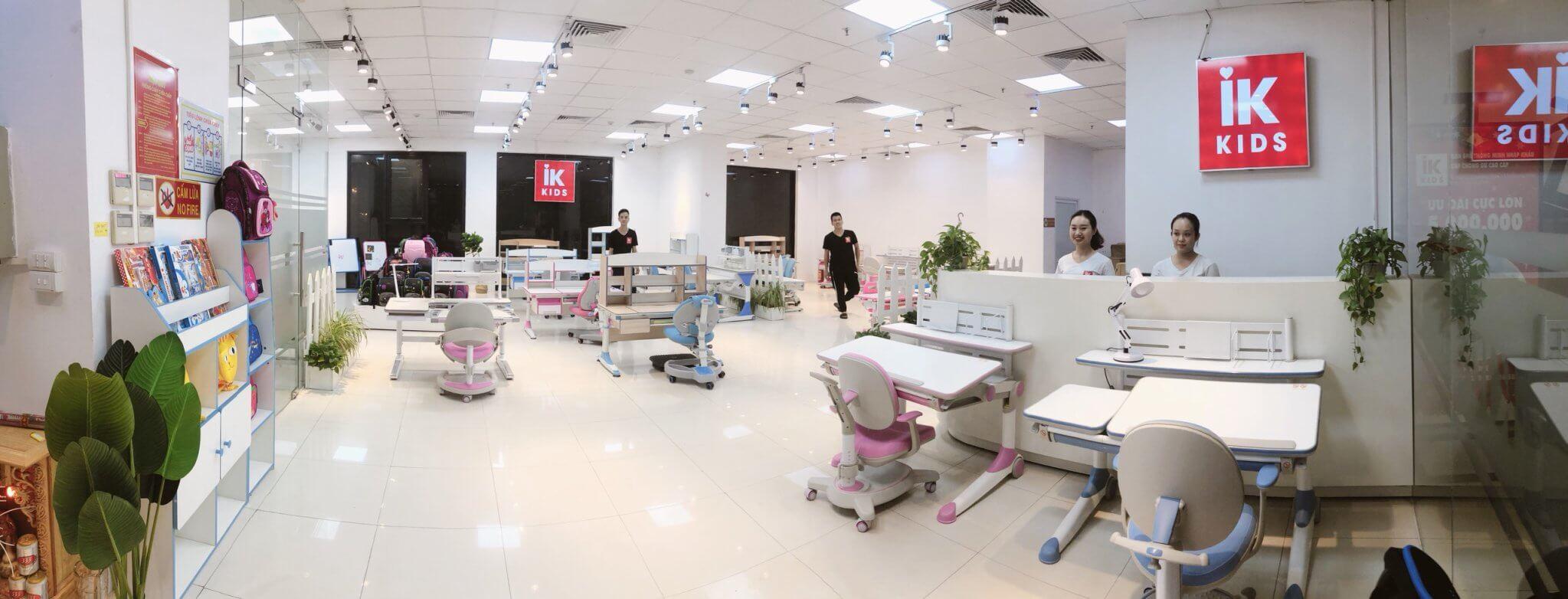 Showroom IK KIDS Hà Nội