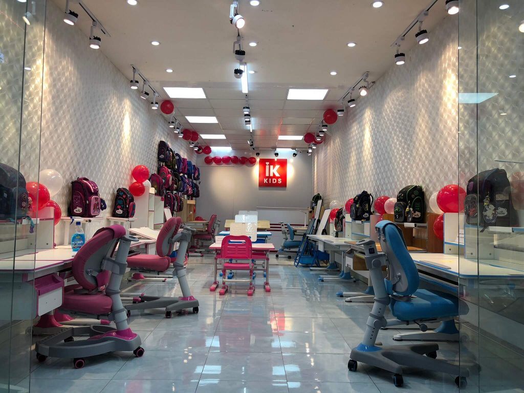 showroom IK KIDS Nam Định