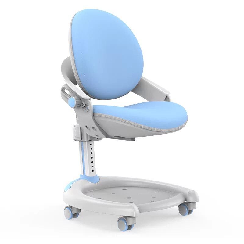 ghế học sinh nâng hạ chiều cao Raymond C02A màu xanh