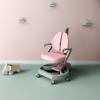 ghế chống gù lưng cho bé trai màu hồng pastel lex w2s
